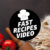 Fast Recipes Videonew
