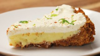 Chilli Key Lime Pie