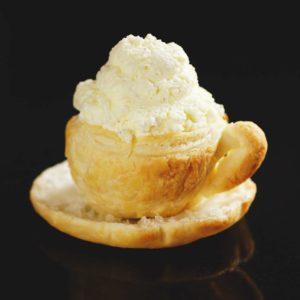 Earl Grey Whipped Cream Teacups
