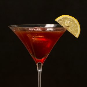 Gin And Dubonnet // One Of The Queen's Favorite Drinks