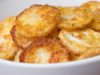 Parmesan Egg Chips
