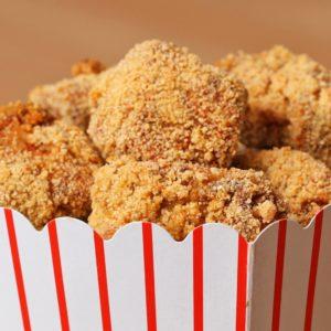 Piri Piri Popcorn Chicken