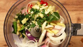 Under 500 Calories Prawn Curry